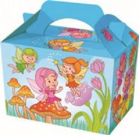 Fairy Cartoon Meal Party Box